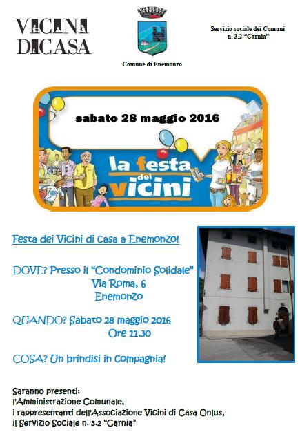 Immagine Festa Vicini